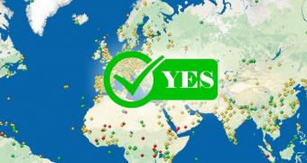 P8 – The UNESCO sites maps